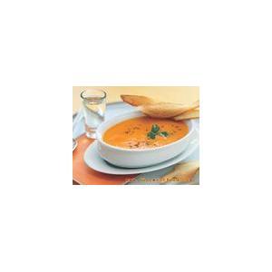 胡萝卜奶油汤