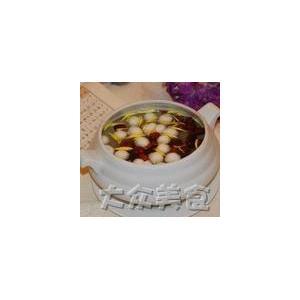 菊花鱼丸汤