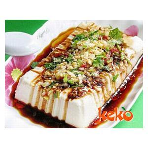辣油拌豆腐