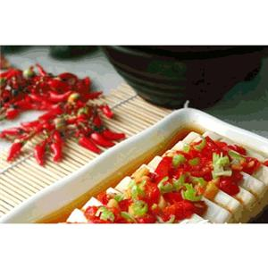 辣味豆腐盒