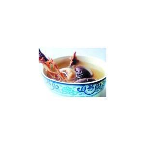 萝卜酸梅鸭肫汤