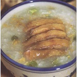 海带瘦肉粥