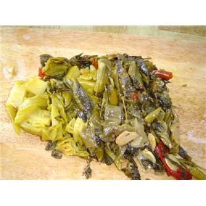 姜丝拌草鱼