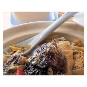 酸菜炖鲶鱼
