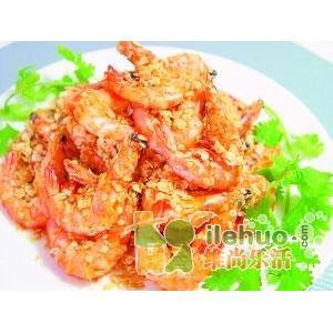 椰菜鸳鸯虾