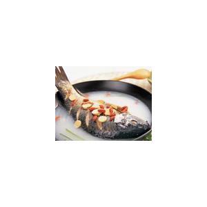 清蒸红豆鲤鱼