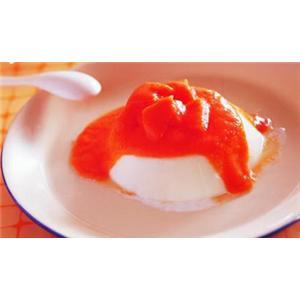 杏醋淋木瓜