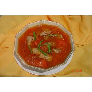 番茄牛茸羹