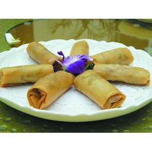 大豆小米蒸饼