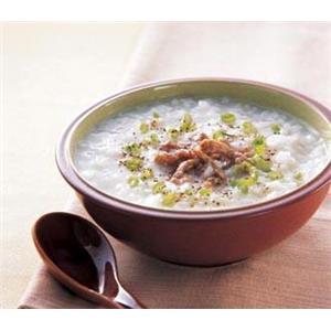 南瓜饭豇豆粥