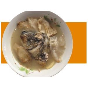 天麻砂锅鱼头
