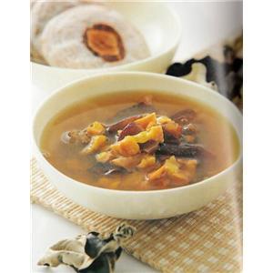 黑木耳柿饼汤