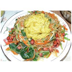 虾干竹荪汤