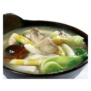 冬菇豆腐汤