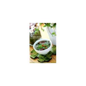紫菜鸡蛋莲草汤