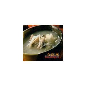 萝卜鲤鱼汤
