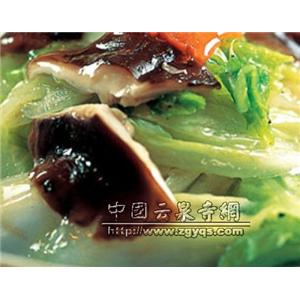 白菜姜葱汤