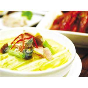 虾籽烧蒲菜
