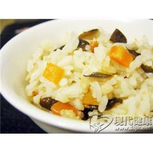 香菇薏菱汤