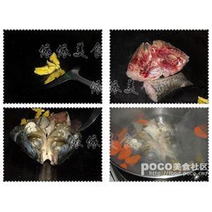 丝瓜鲜菇鱼尾汤