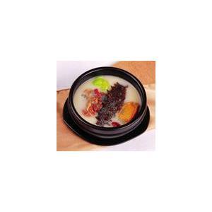 牛膝鲍鱼枸杞海参汤