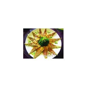 香椿厚锅饼