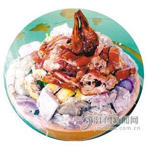 冬菇牛腩煲
