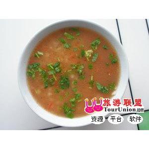 西式烩扁豆