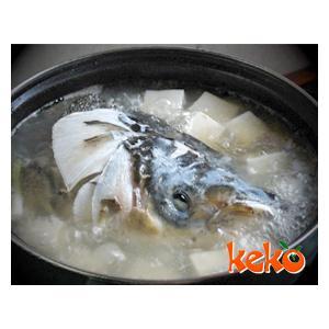 豆腐炖鱼头