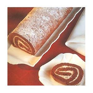 糖霜蛋糕卷