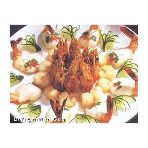 西红柿炖明虾