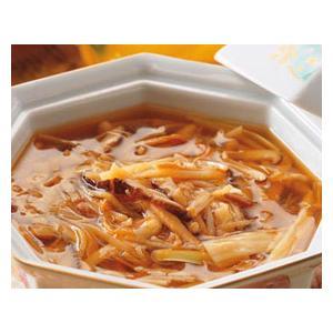酸辣里脊豆腐汤