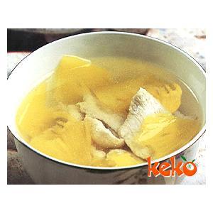 菠萝鸡片汤