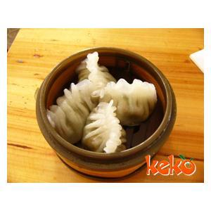带子海鲜饺