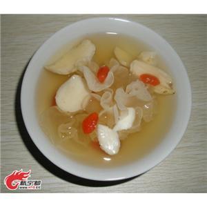 银沙百合汤