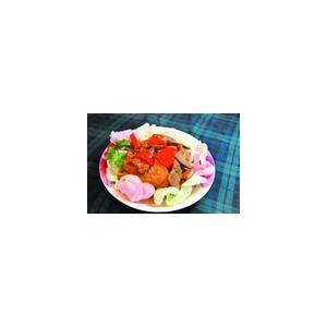 虾片炒猪肝