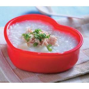 白灵菇瘦肉粥