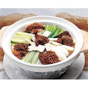 酸菜蛇段汤