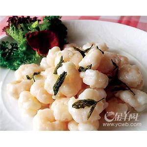 虫草虾仁汤