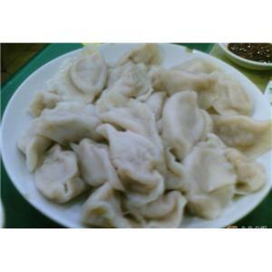 小白菜猪肉饺