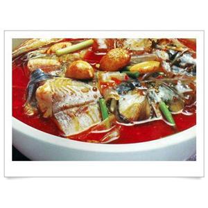 海鲜煮粉皮