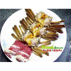 咸肉炒毛豆竹笋