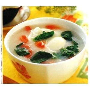 芥菜鸡蛋汤