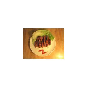 培根肉(针刺腌制法)