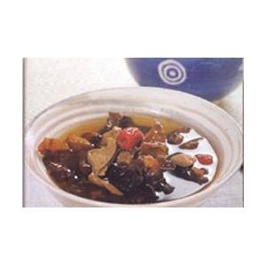 香花菜滚猪肝汤