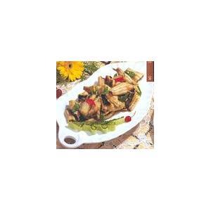 莼菜汆鲜鲤