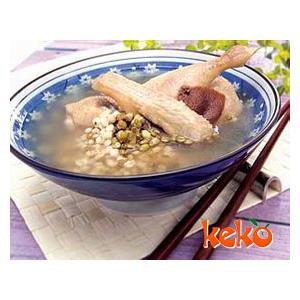 老鸭绿豆汤