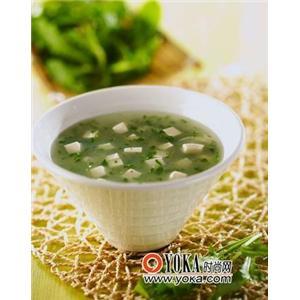 清肠大豆芽豆腐汤