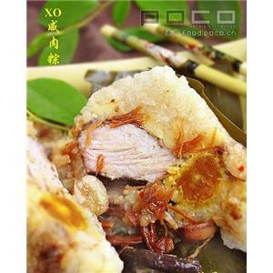 八宝江米鸡