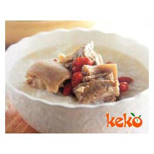 苁蓉羊肉粥